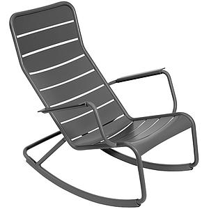 LUXEMBOURG by Fermob Rocking chair Gris orage