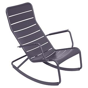 LUXEMBOURG by Fermob Rocking chair prune