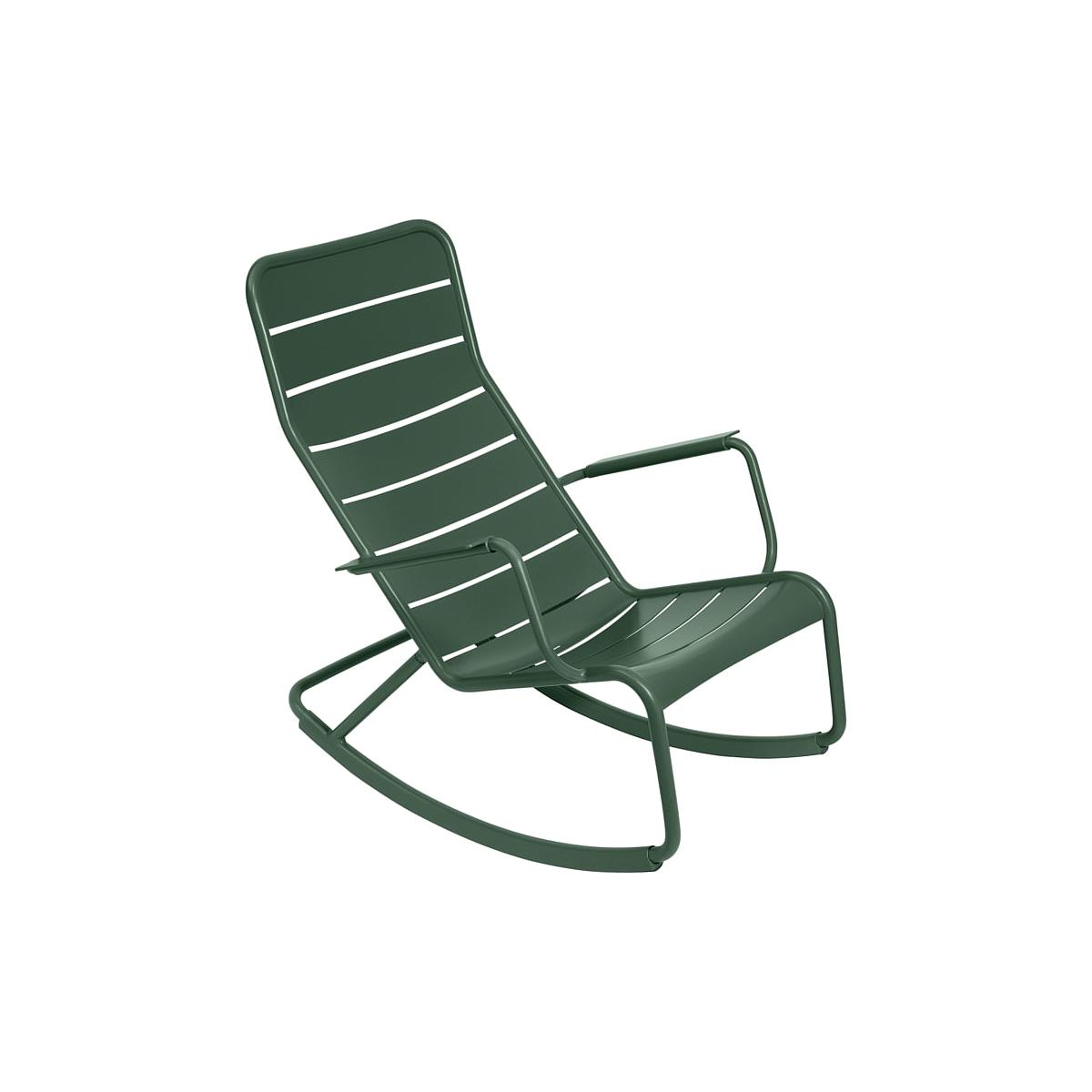 LUXEMBOURG by Fermob Rocking chair Vert cèdre