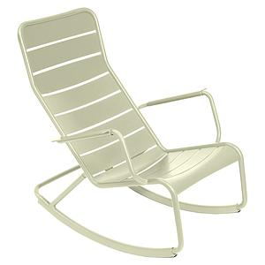 LUXEMBOURG by Fermob Rocking chair Vert tilleul