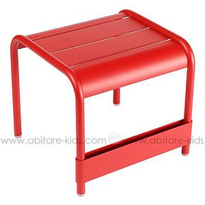 LUXEMBOURG by Fermob Table basse coquelicot
