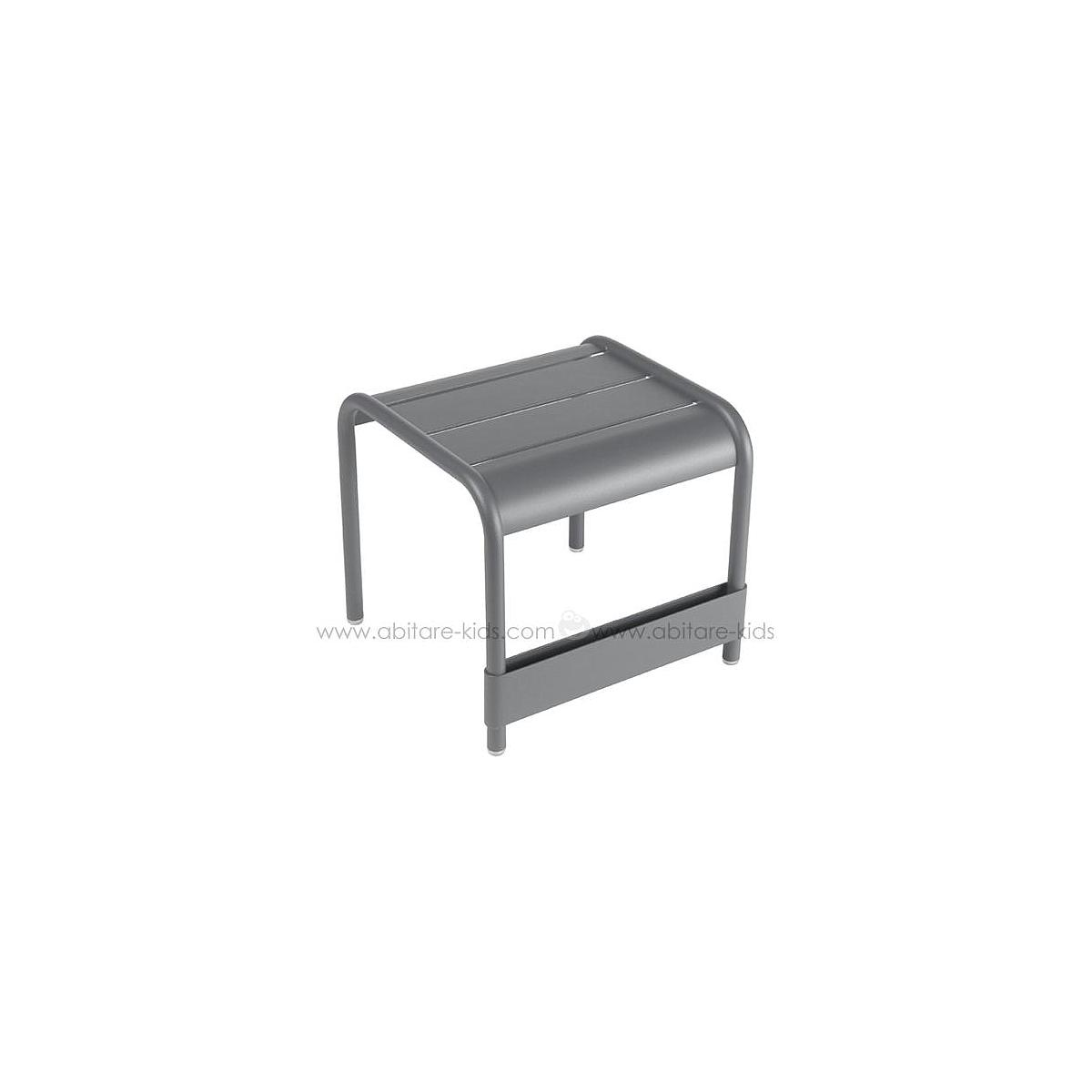 LUXEMBOURG by Fermob Table basse Gris Orage