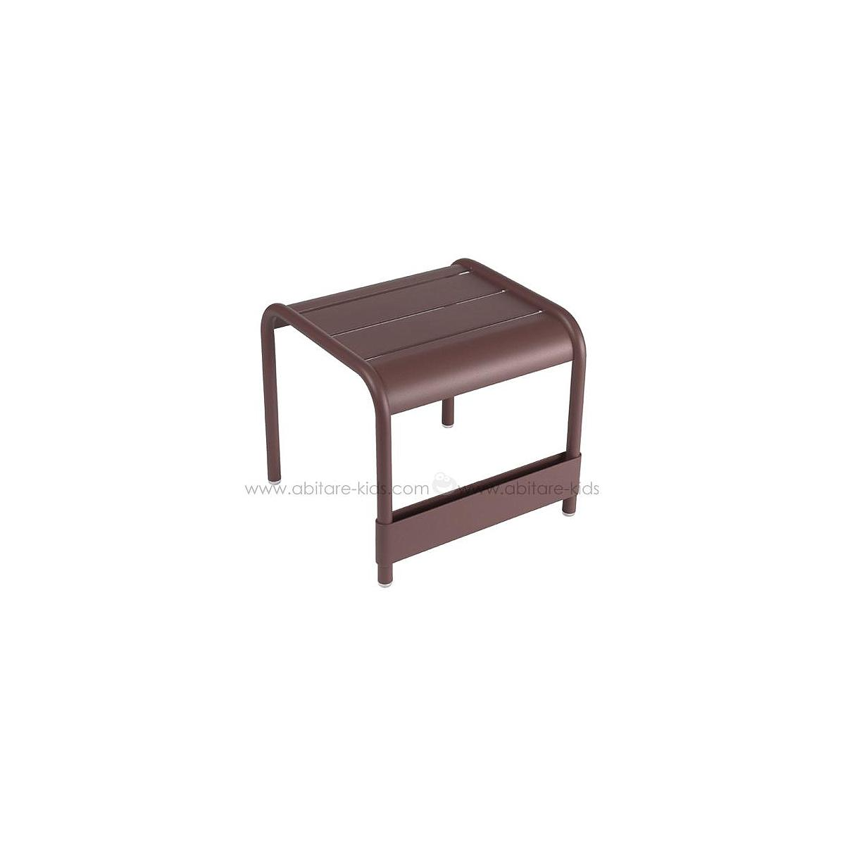 LUXEMBOURG by Fermob Table basse Rouille