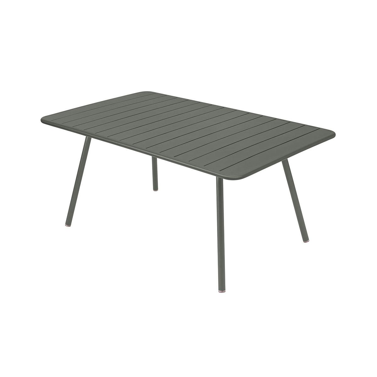 LUXEMBOURG by Fermob Table confort 6 romarin