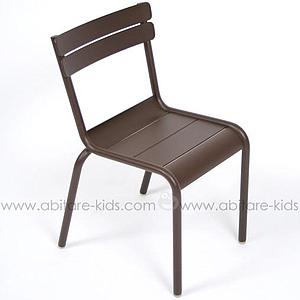 LUXEMBOURG KID by Fermob Chaise rouille