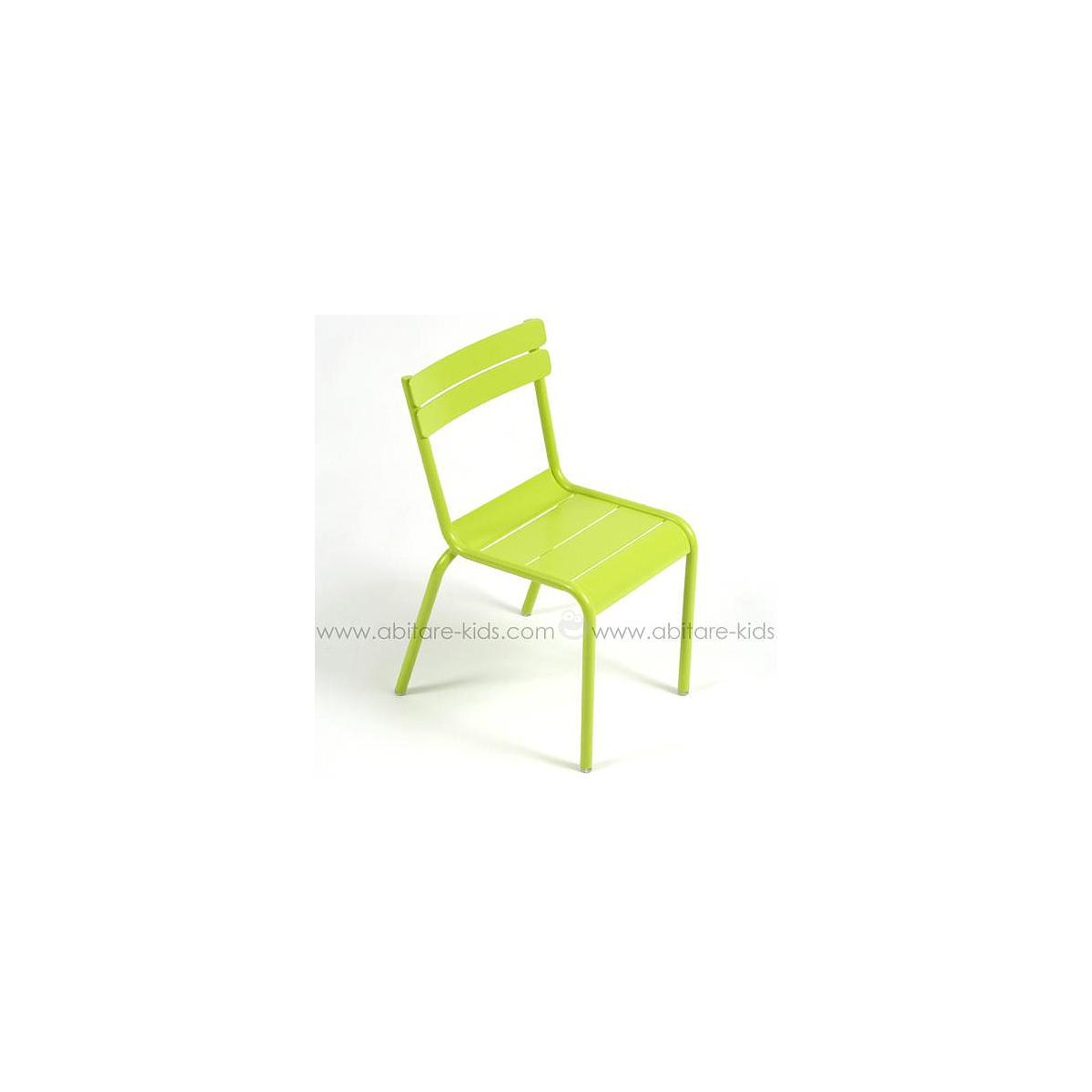 LUXEMBOURG KID by Fermob Chaise verveine