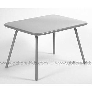 LUXEMBOURG KID by Fermob Table gris métal