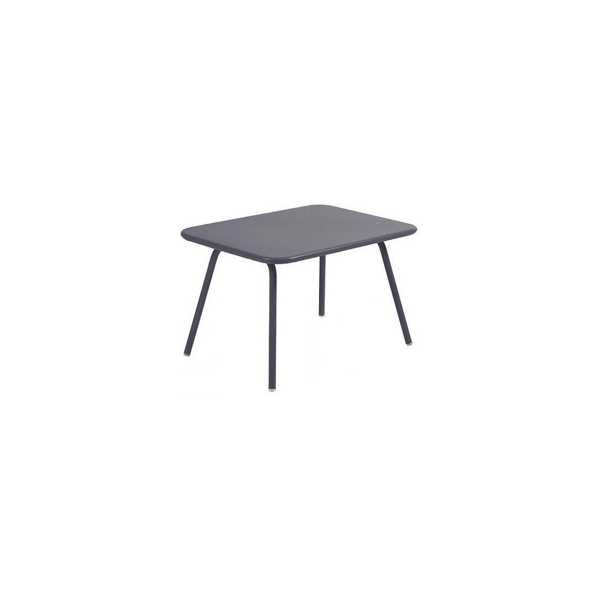 LUXEMBOURG KID by Fermob Table gris orage