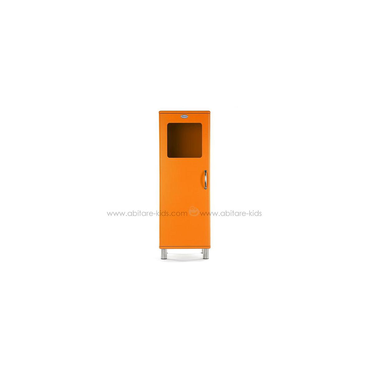 MALIBU by Tenzo Armoire vitrée standard- Orange