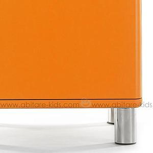 MALIBU by Tenzo Armoire vitrée standard- Orange