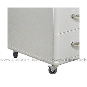 MALIBU by Tenzo Caisson 3 tiroirs - Blanc