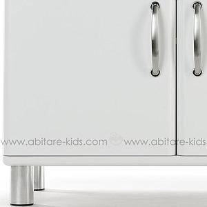 MALIBU by Tenzo Commode 2 portes et 1 tiroir - Blanc