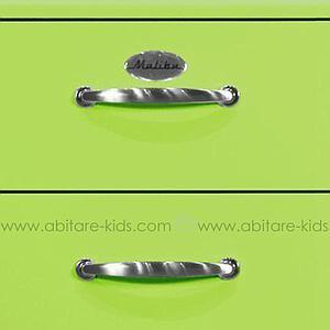 MALIBU by Tenzo Commode haute 5 tiroirs - Vert