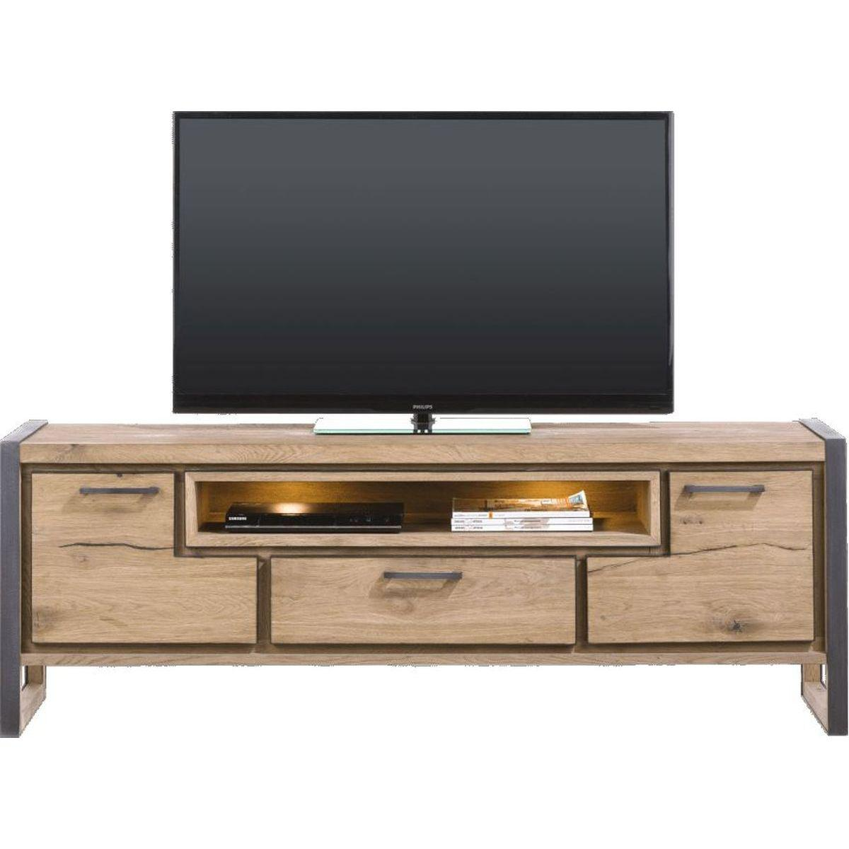 Meuble 170cm TV METALO Henders & Hazel
