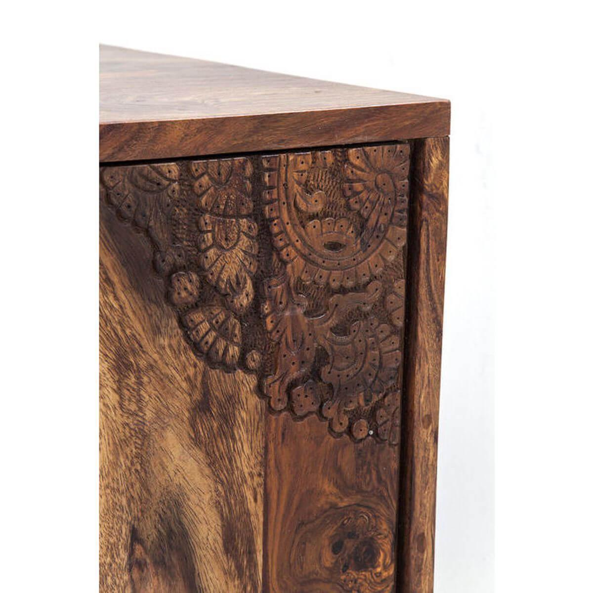 Meuble TV 1 porte 3 tiroirs RODEO Kare Design