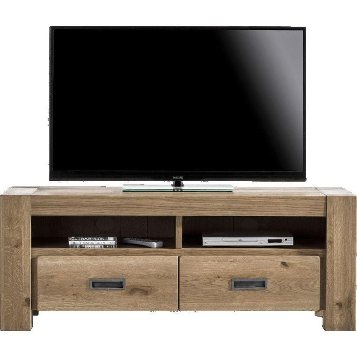 Meuble TV 140cm SANTORINI Henders & Hazel castle sand