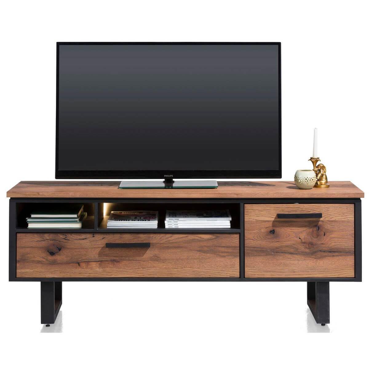 Meuble TV 160cm OXFORD Henders & Hazel