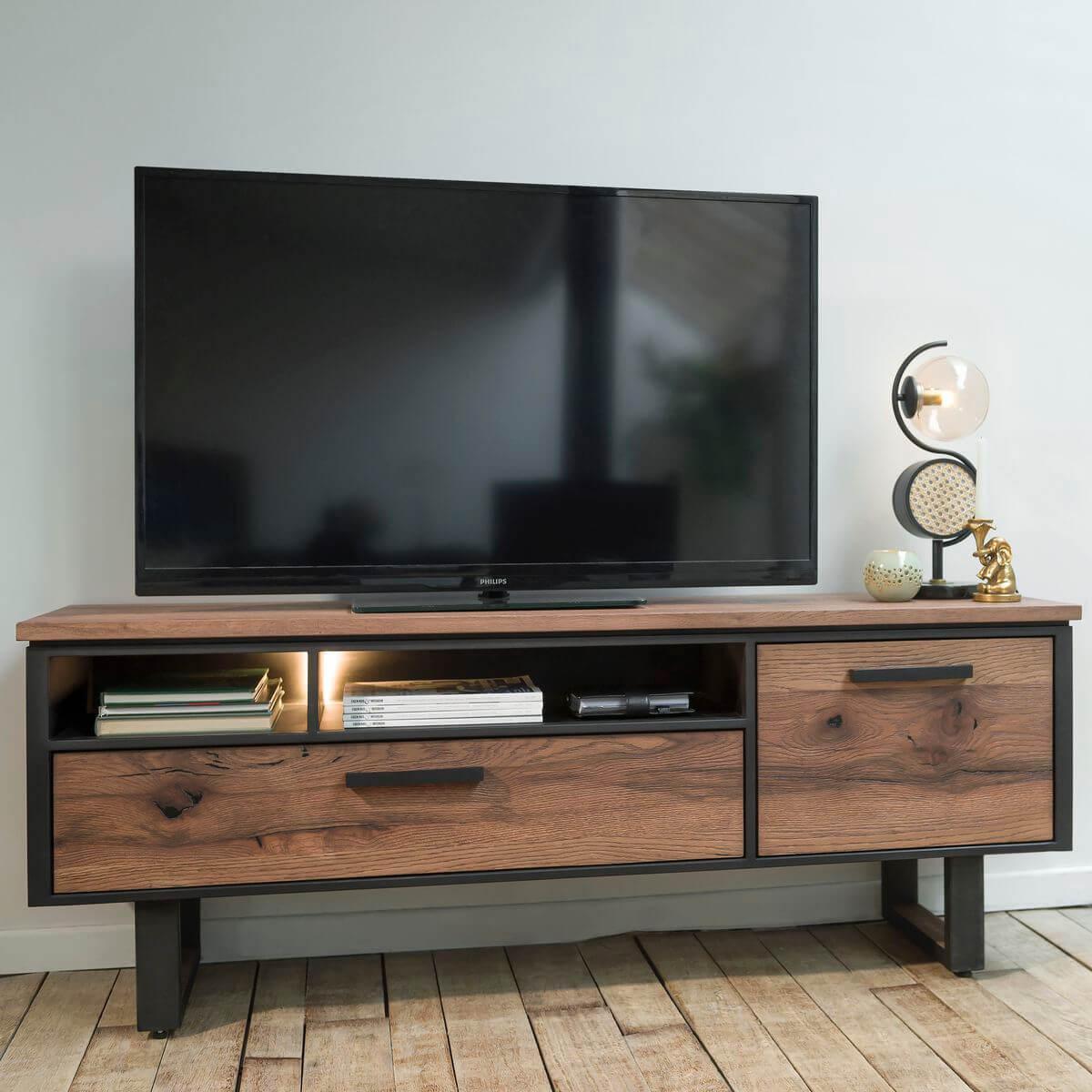 Meubles Henders Et Hazel abitare-living.lu | meuble tv 160cm oxford henders & hazel