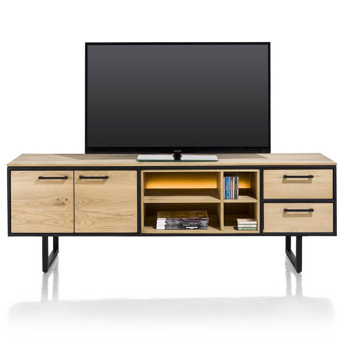 Meuble TV 180cm BELO Xooon