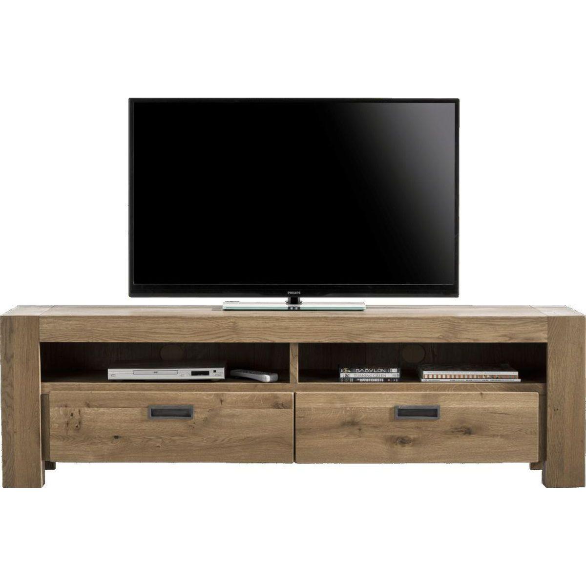 Meuble TV 180cm SANTORINI Henders & Hazel castle sand