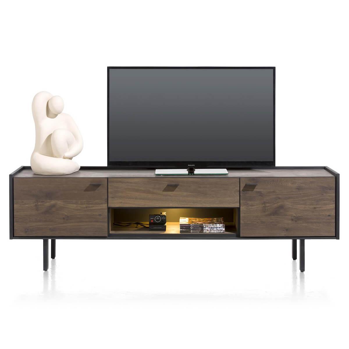 Meuble TV 200cm FRESNO Xooon