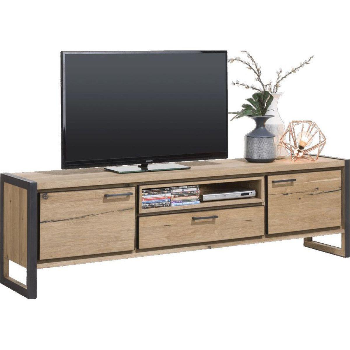 Meubles Henders Et Hazel abitare-living.lu | meuble tv metalo henders & hazel 210cm