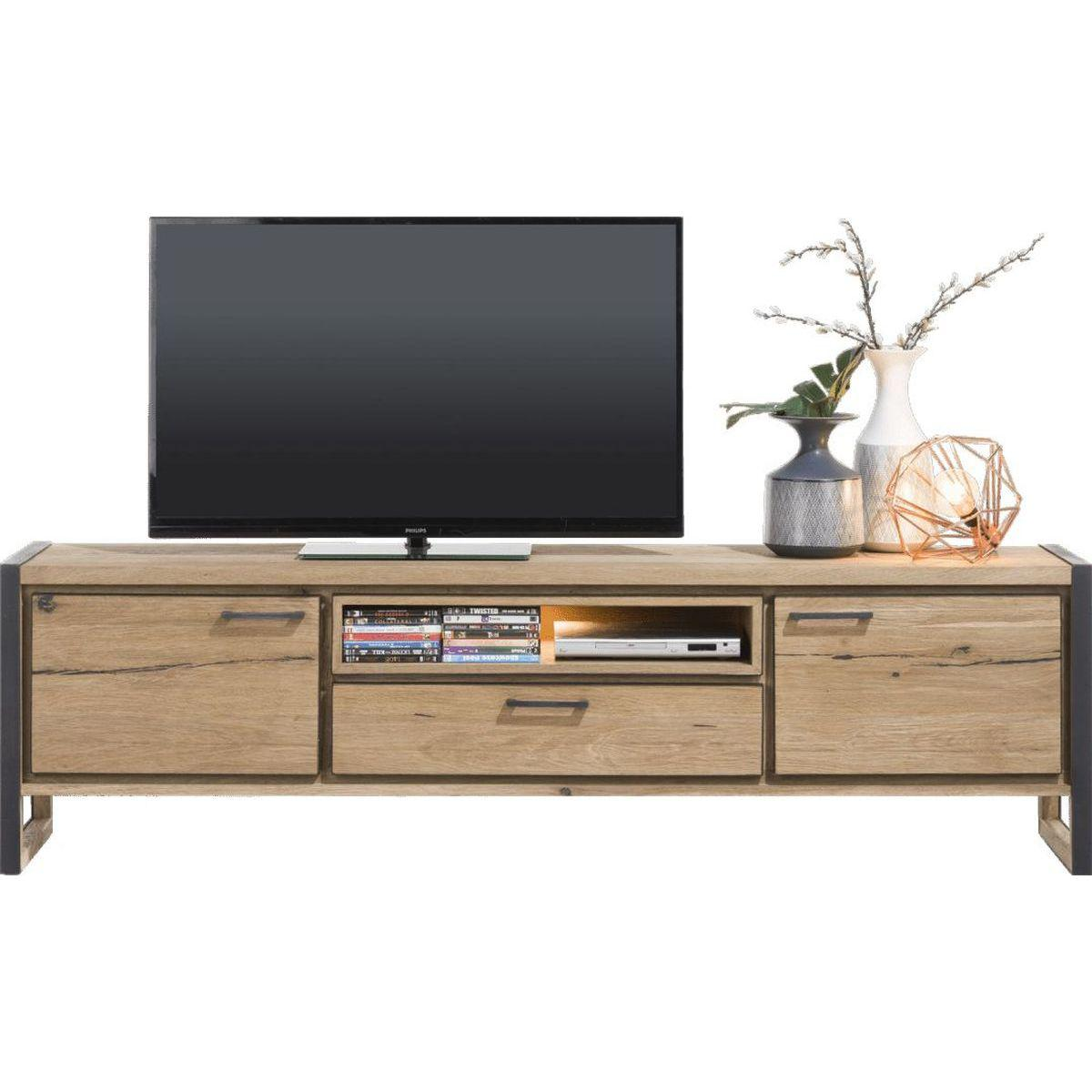Meuble TV METALO HetH 210cm
