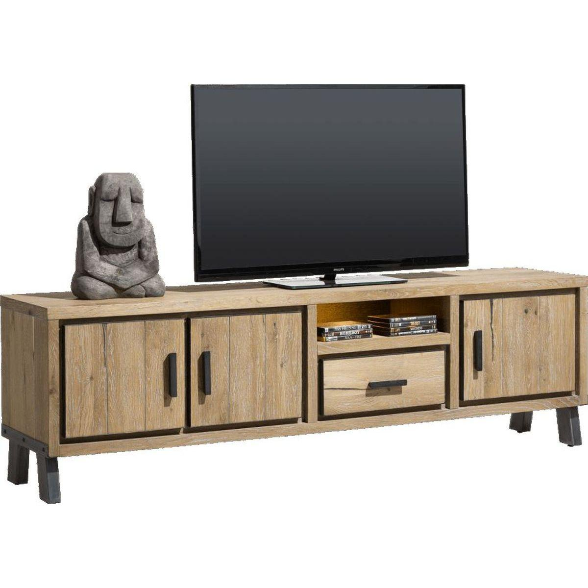 Meubles Henders Et Hazel abitare-living.lu | meuble tv vitoria henders & hazel 200cm led