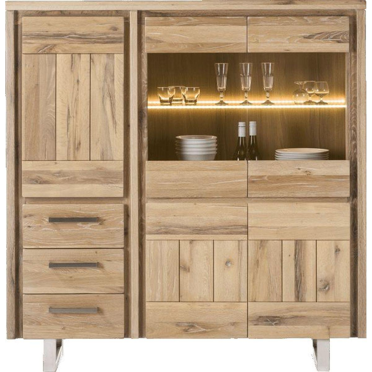 MORE by H&H Highboard 150cm