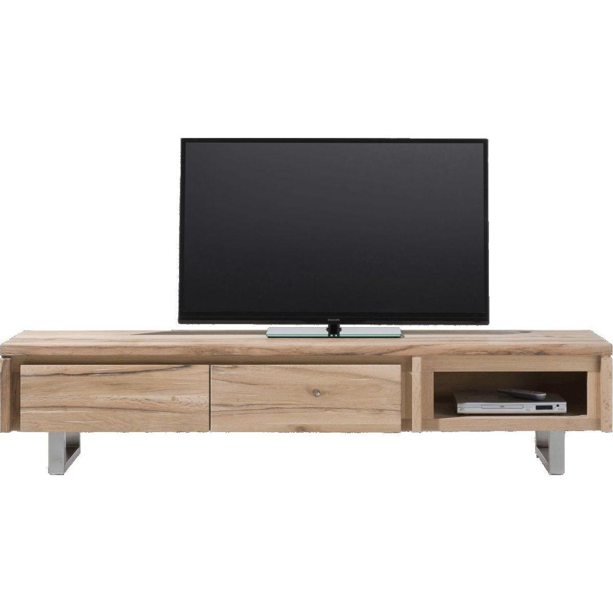 MORE by H&H Meuble TV 200cm vintage white