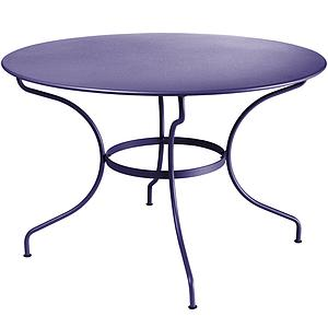 OPERA by Fermob Table ronde 117cm Prune