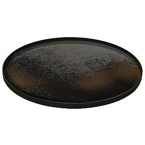 Plateau rond 92cm XL CLASSICS Ethnicraft Bronze mirror