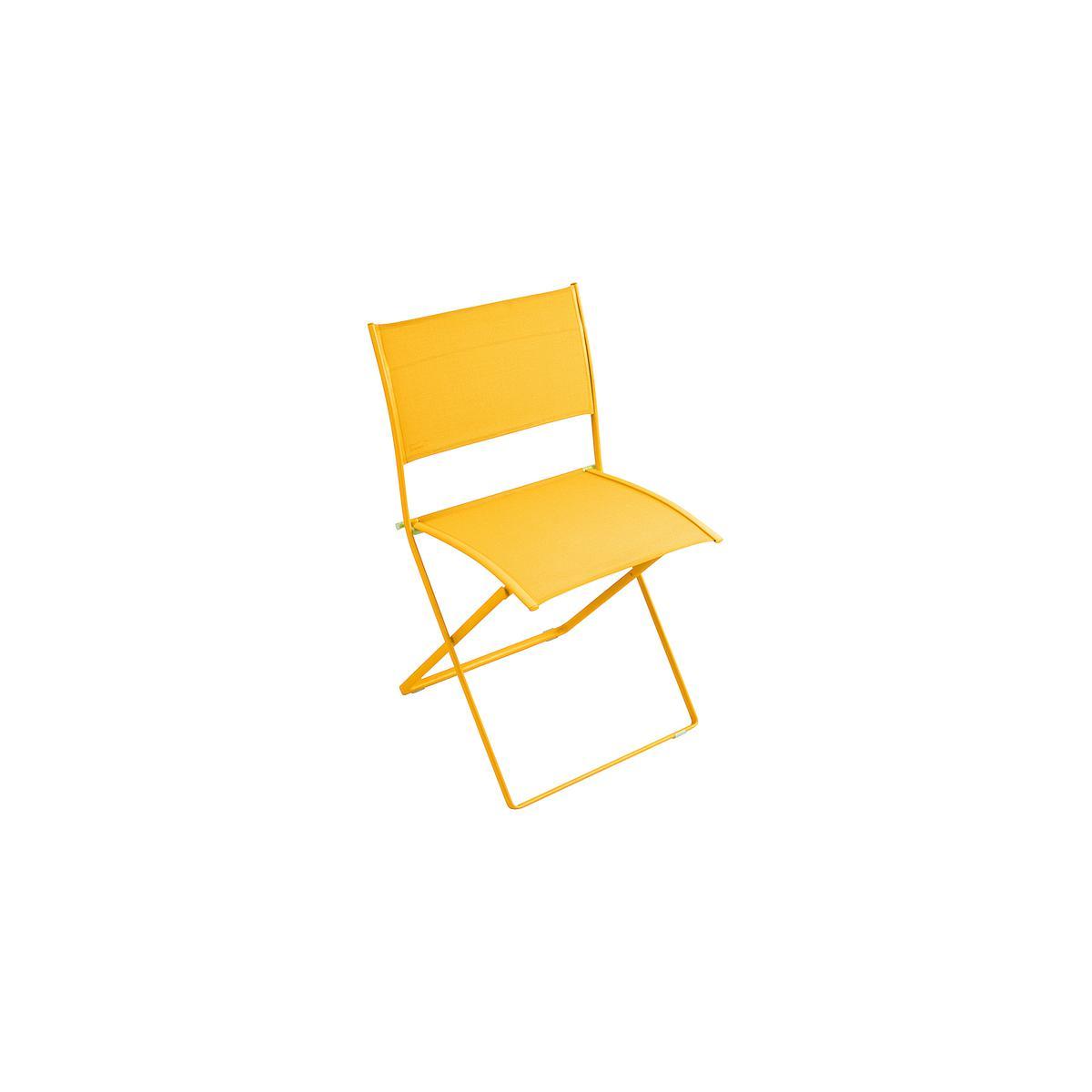 PLEIN AIR by Fermob Chaise pliante Miel