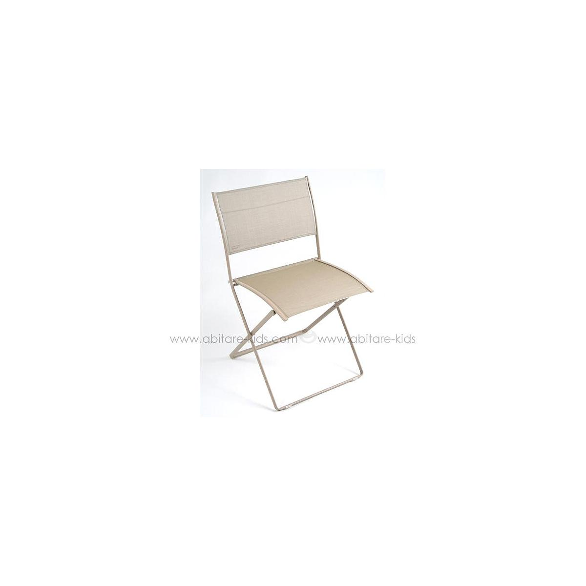 PLEIN AIR by Fermob Chaise pliante Muscade