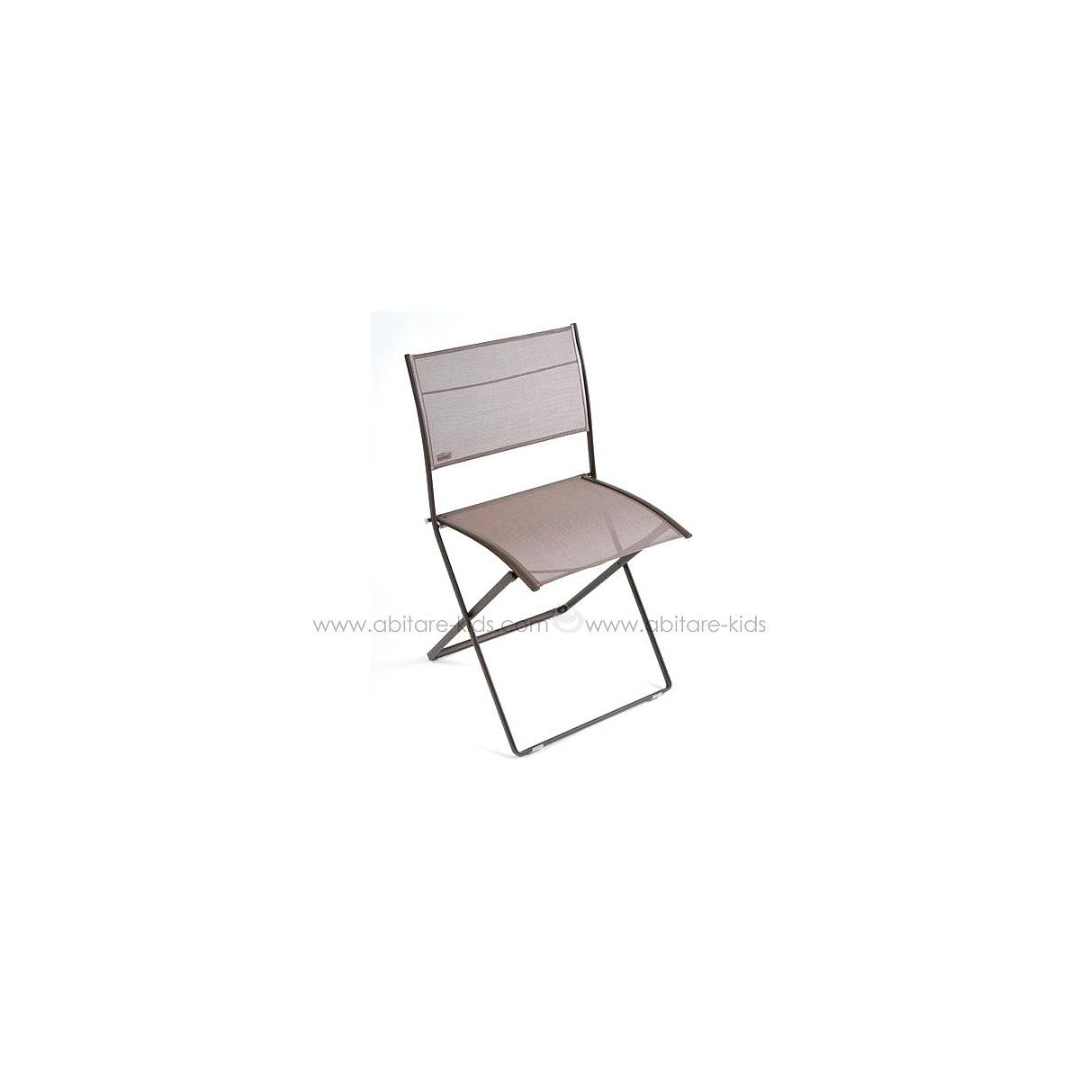 PLEIN AIR by Fermob Chaise pliante Rouille