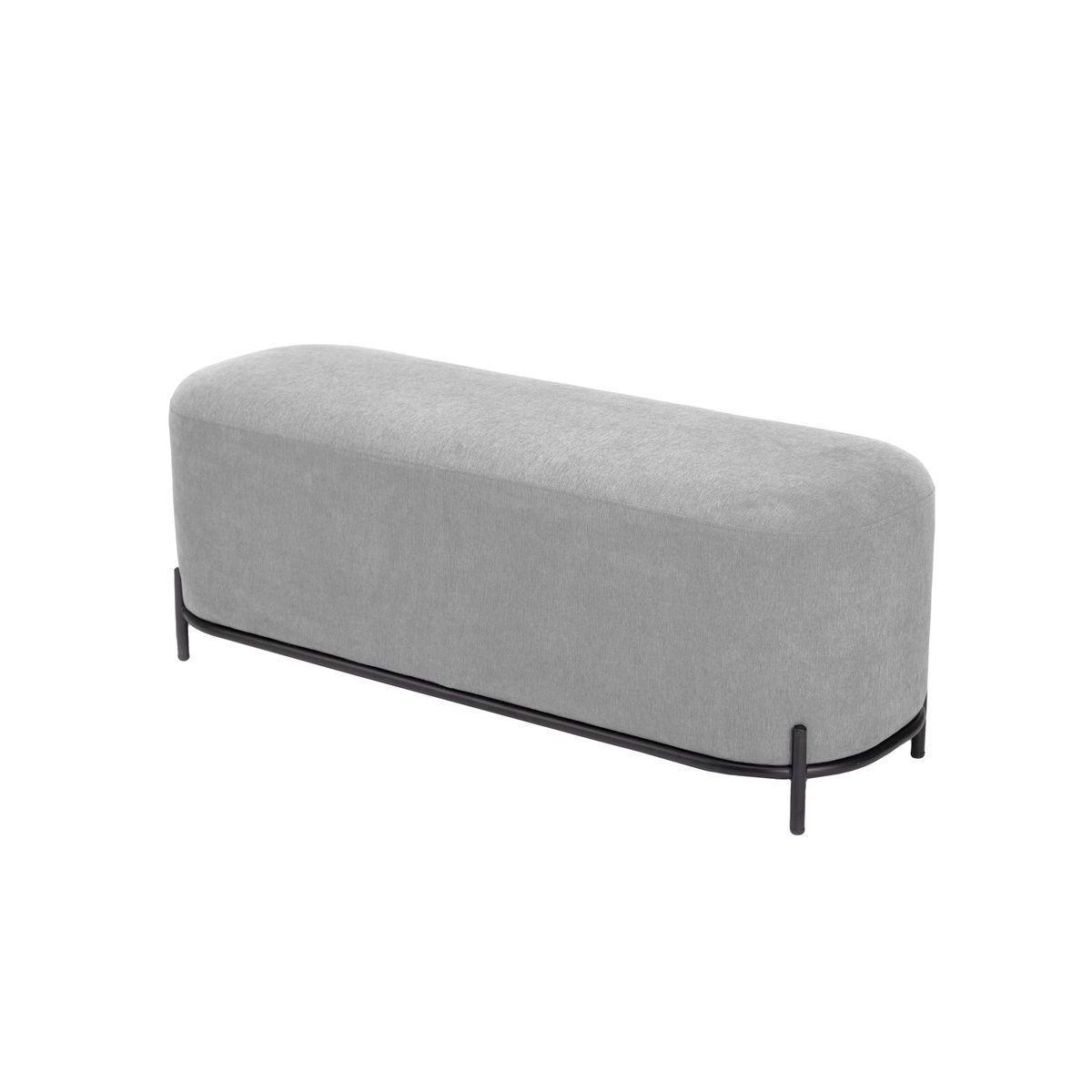 Pouf HARRy Tenzo large gris