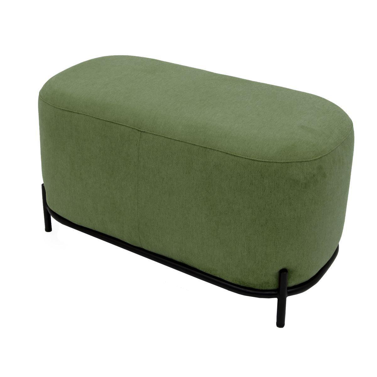 Pouf HARRY Tenzo medium vert