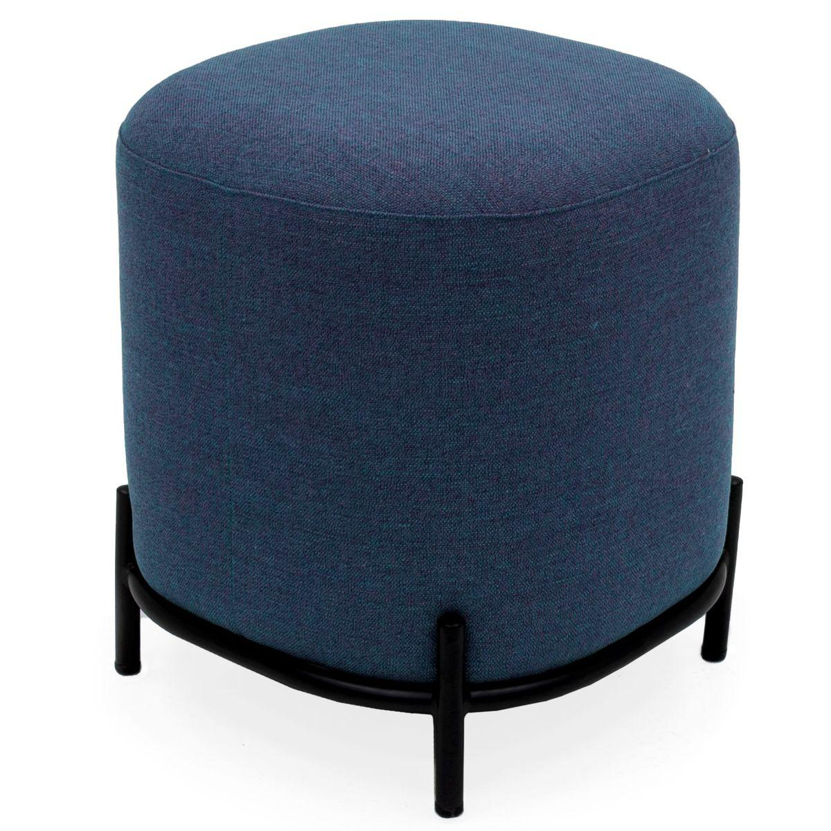 Pouf HARRY Tenzo small bleu