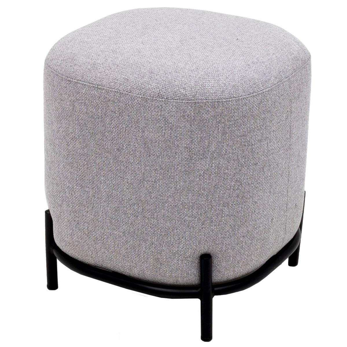 Pouf HARRY Tenzo small gris