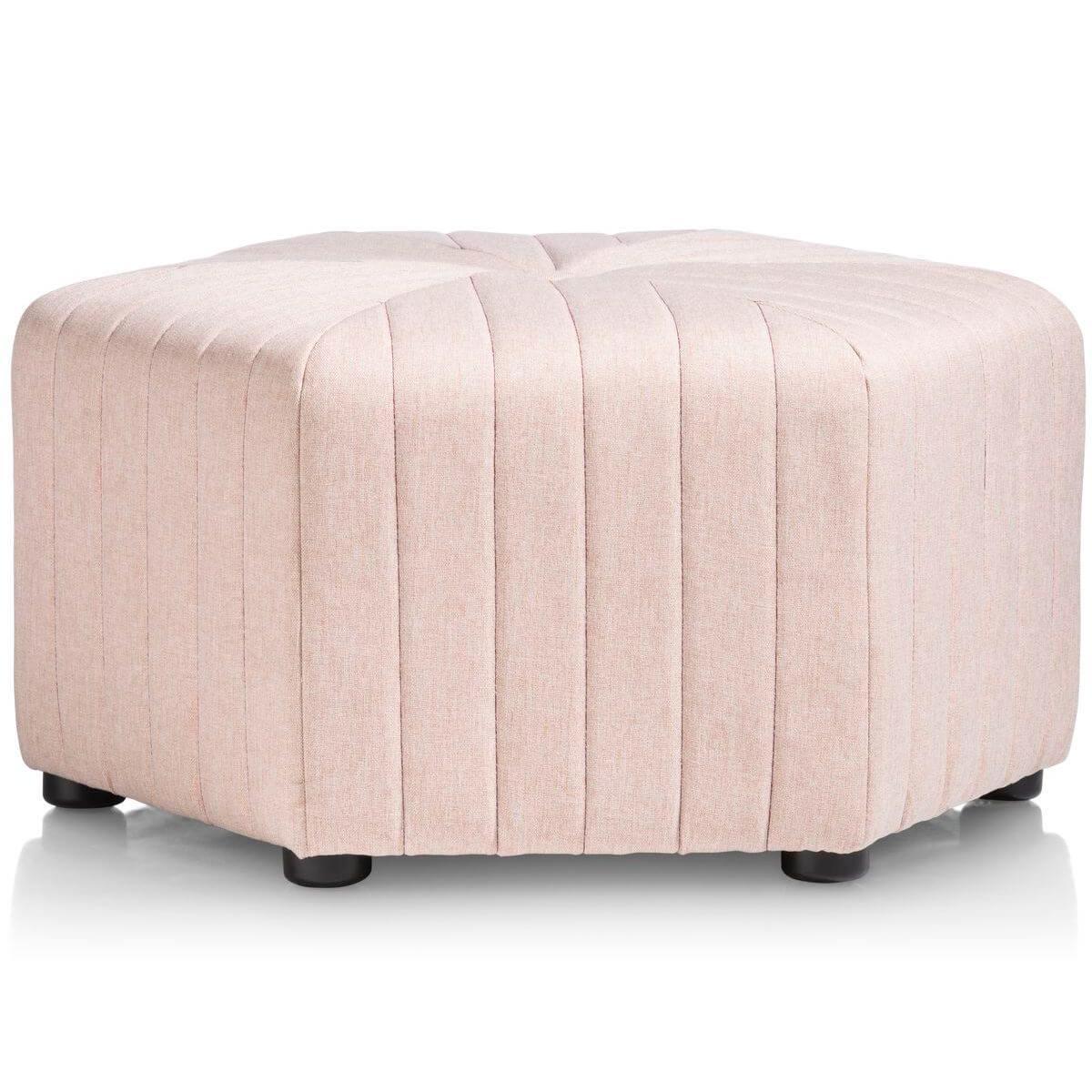 Pouf LORETTA Coco Maison rose