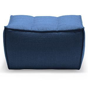 Pouf N701 Ethnicraft bleu