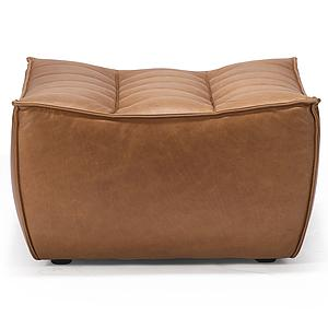 Pouf N701 Ethnicraft old saddle