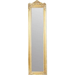 PSYCHE BAROCK by Kare Miroir sur pied Or
