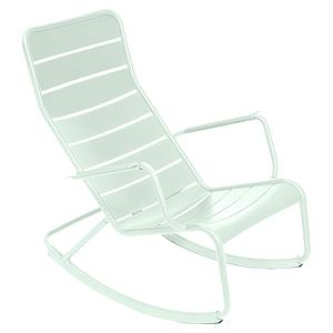 Rocking chair LUXEMBOURG Fermob menthe glaciale
