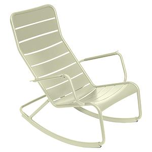 Rocking chair LUXEMBOURG Fermob tilleul