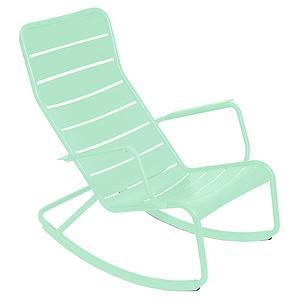 Rocking chair LUXEMBOURG Fermob vert opaline