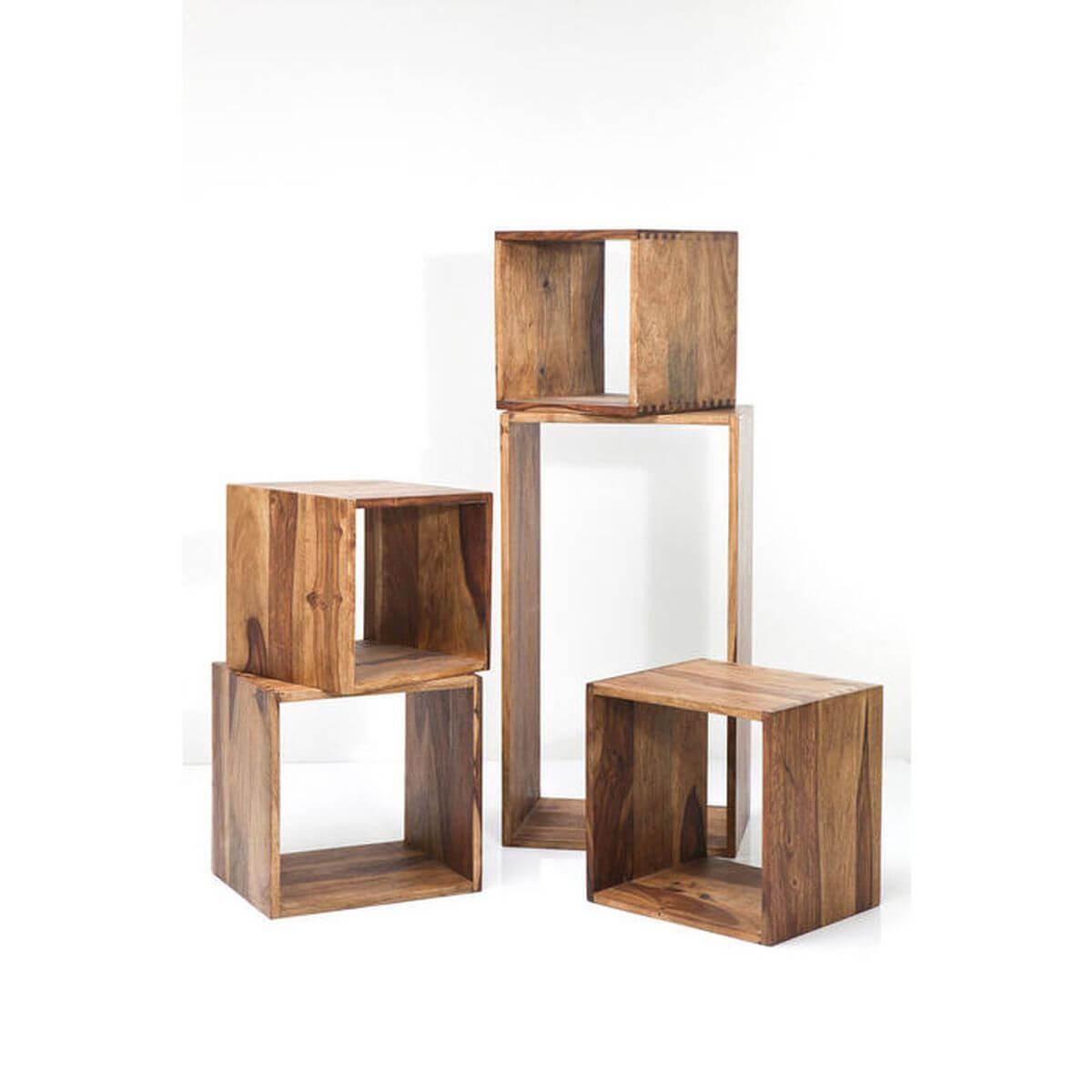 Set cubes AUTHENTICO Kare Design