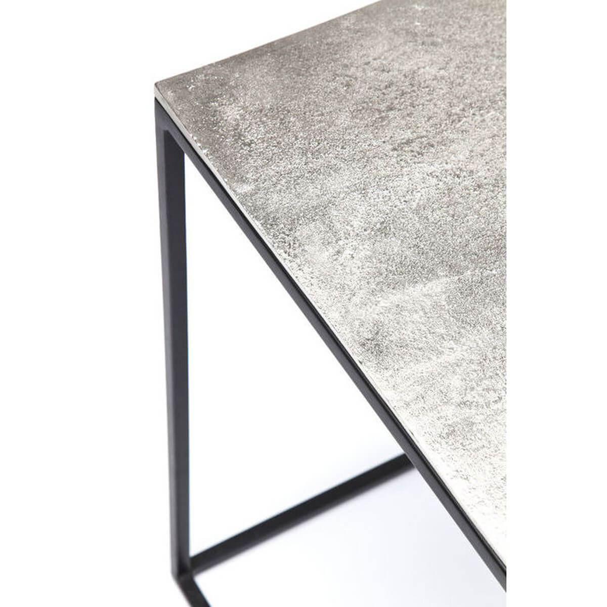 Set tables d'appoint LOFT SQUARE VINTAGE Kare Design