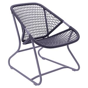 SIXTIES by Fermob Fauteuil structure prune