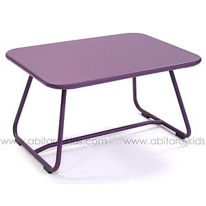 SIXTIES by Fermob Table basse aubergine